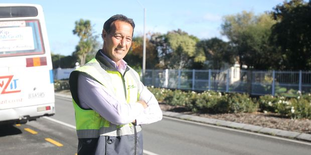 Wairarapa Road Safety Council manager Bruce Pauling.