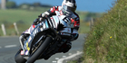 DRAWCARD: Northern Irish professional Michael Dunlop, this year's Isle of Man champion, coming to race on the Cemetery Circuit this summer.