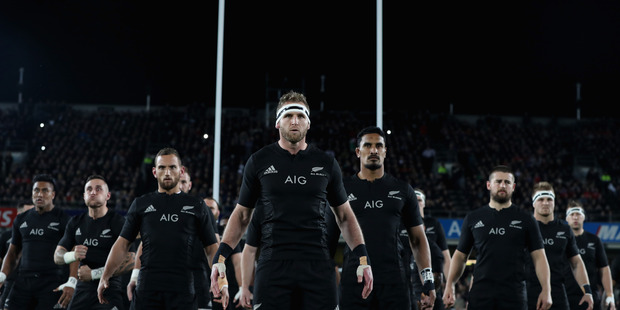 The All Blacks under Sir Graham Henry and then Hansen have been a model of careful development and succession planning. Photo / Getty Images