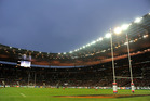 Six Nations games could sell out three times over: broadcast revenue is increasing all the time and sponsors want a piece of the action. Photo / Getty Images