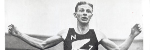 Jack Lovelock started New Zealand's love affair with the 1500m, which has continued to this day. Photo / Supplied