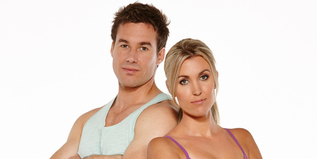 In the first episode of Seven Year Switch, Jackie and Tim admit their fitness business has encroached on their love life.