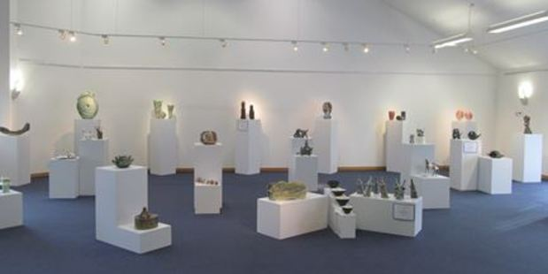 New Zealand National Pottery Exhibition is on at Havelock North Convention Centre.
