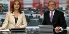 Watch: Watch: Newshub presenter tells co-host 'I still think you're hot'