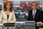 Watch: Newshub presenter tells co-host 'I still think you're hot'
