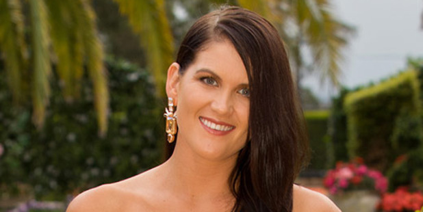 Bachelor contestant, 25-year-old massage therapist, Vintaea wasn't having any of it. Photo / Channel 10.