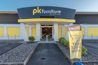 The property at 7 Maui St, Hamilton, is occupied by PK Furniture.