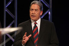 Winston Peters says aspirational ideas are all very well but they won't pay the farm mortgage. Photo / Getty