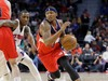 Bradley Beal playing against the Detroit Pistons. Photo / AP