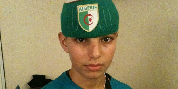 Adel Kermiche (pictured in 2011), 19, has been named as one of the two ISIS knifemen who stormed into a church in Normandy.