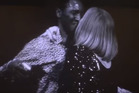 Adele accidentally locked lips with an eager fan at her Vancouver show.