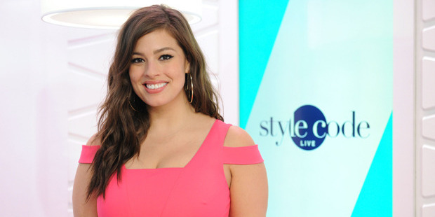 Model Ashley Graham used to be well-known for her curves. Photo / Getty