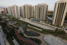 The Olympic athletes' village in Rio. Photo / AP