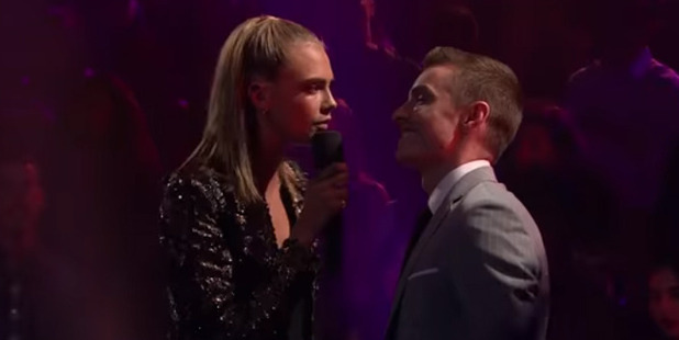 Cara and Dave face off in the most brutal rap battle yet.