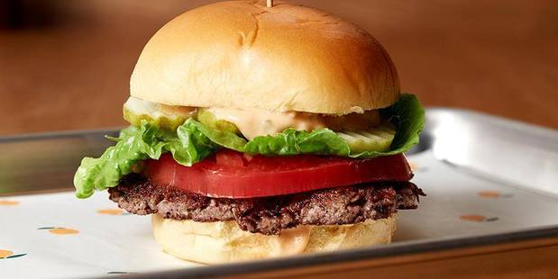 In every way the 'Impossible' burgers behave like regular beef patties. Photo / Impossible Foods Facebook