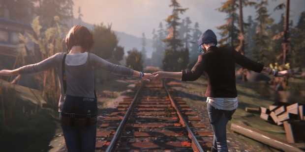 Life Is Strange is set to become a live-action series.
