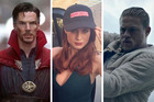 Doctor Strange trailer's, Brie Larson the Marvel's first female lead and King Arthur's trailer were all big things that were released at Comic-Con.