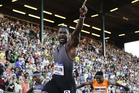 Justin Gatlin can complete at the Rio Olympics despite having served a doping ban in the past while Russian athletes won't be allowed to. Photo / AP