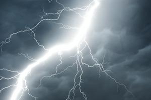 Lightning strike hits Karamea School