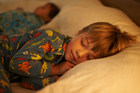 Children found less enjoyment in positive things after just two nights of inadequate sleep. Photo / iStock