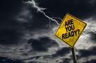 Is today the day that the world ends?  Photo/iStock
