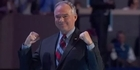 Watch: Watch: Kaine 'humbly accepts' Dem. nomination for VP