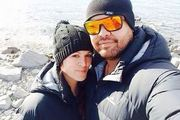 Stainton's partner Ana-Lee Hemopo this morning updated a photo of the couple on her Facebook page.