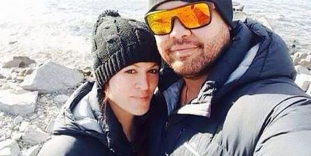 Loading Stainton's partner Ana-Lee Hemopo this morning updated a photo of the couple on her Facebook page.
