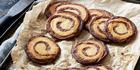 Nutella pinwheel biscuits recipe