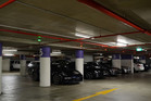Parking Sense's EasyGuide system uses lights to indicate when a parking bay is vacant. Photo / Supplied