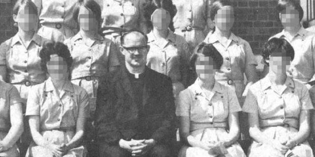 Father Derriman was someone who Joan trusted. Photo / Supplied
