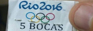 Olympic-themed drug packaging hits Rio