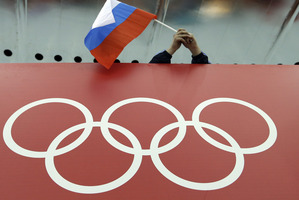 At least 105 Russian athletes will miss the Rio Olympics. Photo / AP