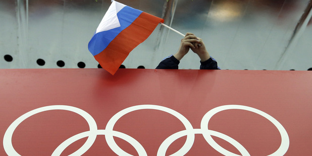 """Thomas Bach said a total ban on Russia """"would not be justifiable"""" on either moral or legal grounds. Photo / AP"""