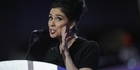Watch: Watch: Sarah Silverman's awkward moment at the Democratic convention