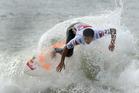 Brazilian surfer Wiggolly Dantas. Photo / Getty