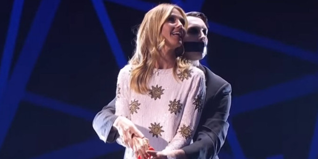 Loading Tape Face got cozy with Heidi Klum but will it be enough to save him next time?
