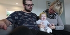Watch: Watch: Tinder baby