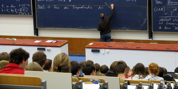 International student enrolments were up 13 per cent nationwide last year. Photo / iStock