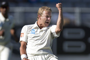 Neil Wagner finished with career-best figures of six for 41 off 20.5 overs.
