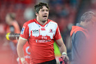 Lions skipper Warren Whiteley. Photo / Getty