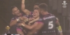 Watch: Watch: At last - Warriors win in golden point