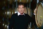Wine pioneer Richard Riddiford died on Tuesday. Photo / Mike Heydon