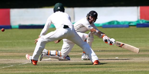 New Zealand batsman Tom Latham. Photo / AFP