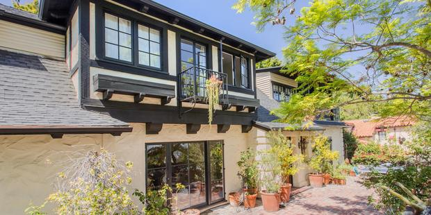 Rachel Hunter has put her home in Hollywood Hills West on the market for a little under $5 million USD.