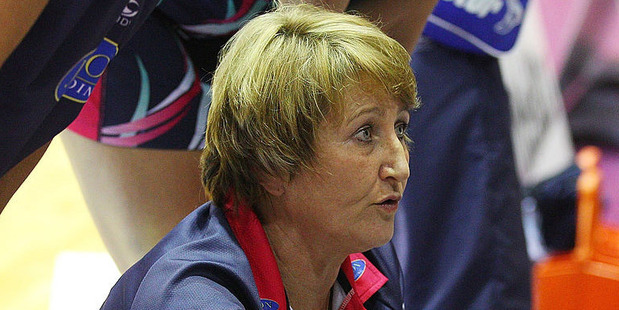 Hoornweg, the Vixens' foundation coach, has led Netball Tasmania's elite athlete and coaching programmes for the past two years. Photo / Getty Images