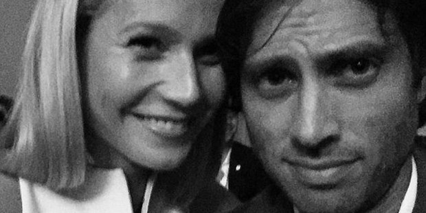 Gwyneth Palthrow and Brad Falchuk are talking seriously about marriage and are in the process of picking a day at the end of autumn. Photo / Brad Falchuk Instagram