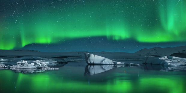 Older teenagers will appreciate a trip to see the Northern Lights in Iceland, say experts from the bespoke travel industry. Photo / 123RF