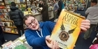 Watch: New Harry Potter book on sale