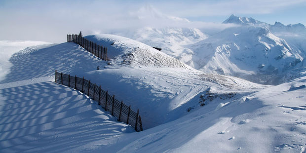 The risk of avalanches is predicted to be elevated for the next 48 to 72 hours, says the Mountain Safety Council. Photo /  123RF